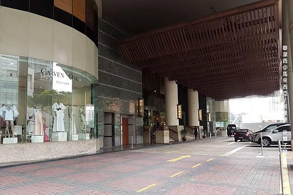 【馬來西亞/吉隆坡】從雙子星大樓走回飯店