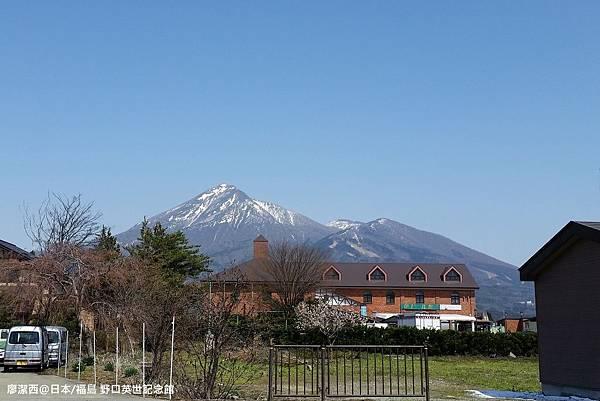 2016/04日本/福島 野口英世記念館週遭景色