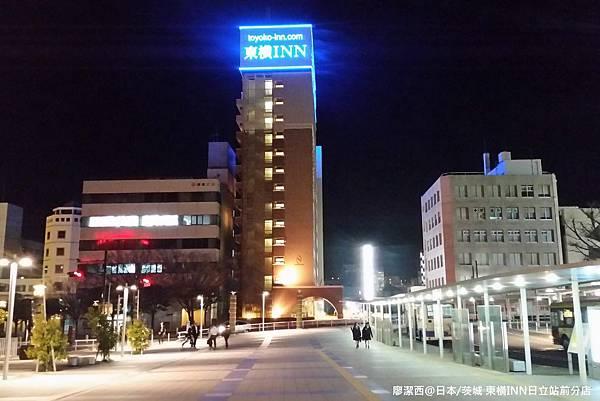 2016/04日本/茨城 東橫INN日立站前
