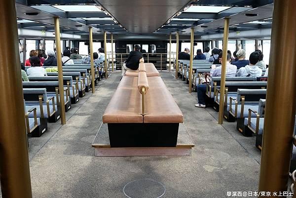 2016/04日本/東京 水上巴士