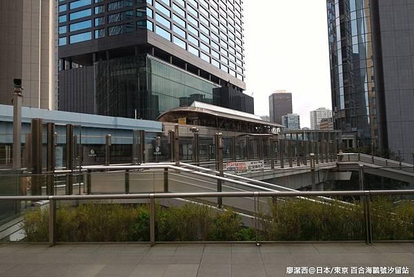 2016/04日本/東京 百合海鷗號汐留站