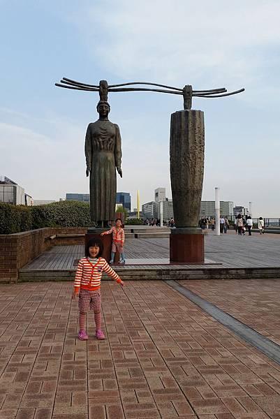 2016/04日本/東京 台場海濱公園