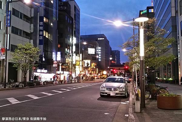 2016/04日本/東京 街頭隨手拍