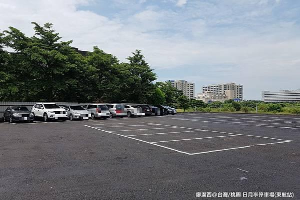 2017/07台灣/桃園 日月亭停車場(東航站)