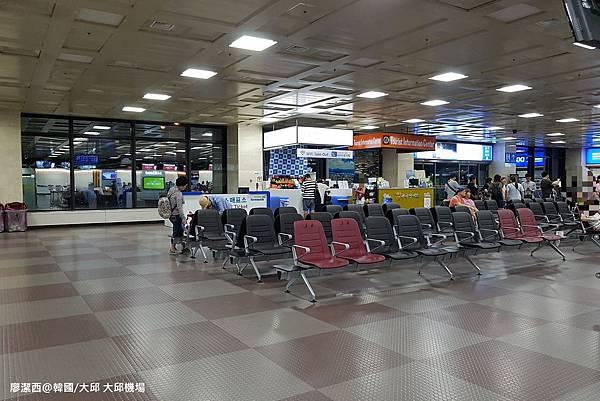 2017/07韓國/大邱 大邱機場