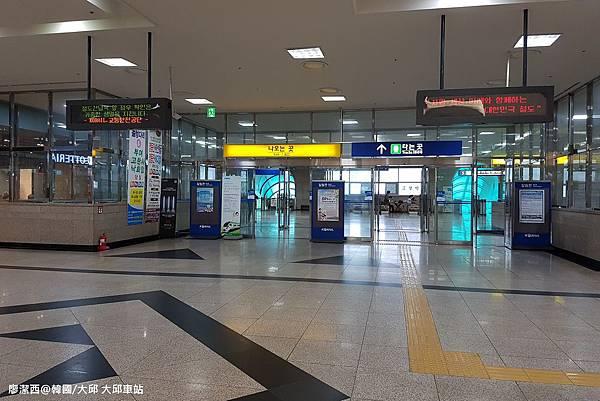2017/07韓國/大邱 大邱車站