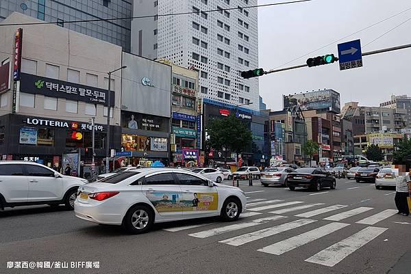 2017/07韓國/釜山 札嘎其市場