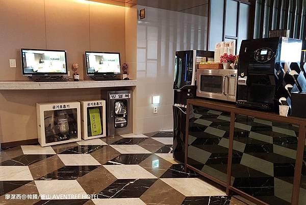 2017/07韓國/釜山 AVENTREE HOTEL