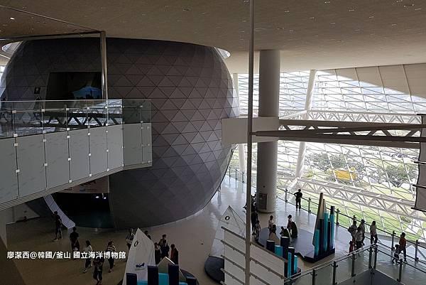 2017/07韓國/釜山 國立海洋博物館