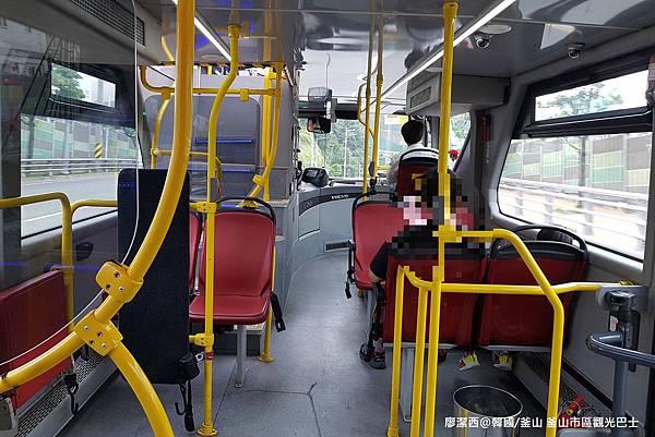 2017/07韓國/釜山 釜山市區觀光巴士