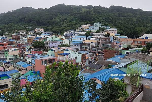 2017/07韓國/釜山 甘川文化村