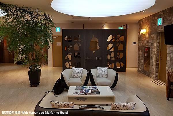 2017/07韓國/釜山 Haeundae Marianne Hotel