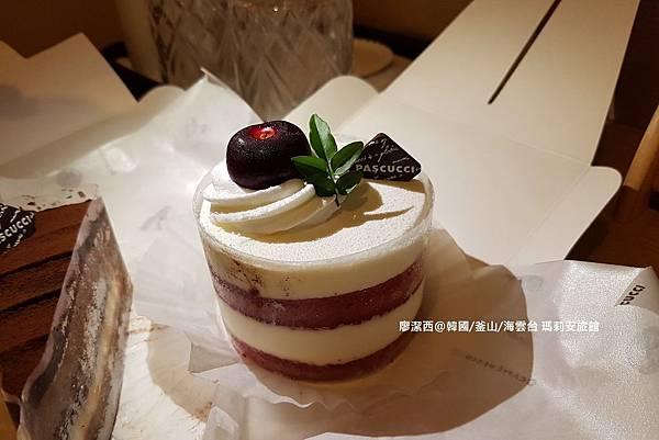 2017/07韓國/釜山/海雲台  Caffè Pascucci