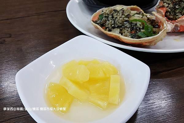 2017/07韓國/釜山/機張 機張市場大發螃蟹