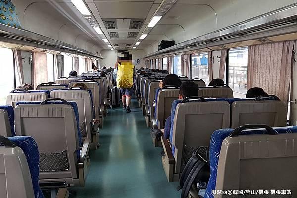 2017/07韓國/釜山/機張 機張車站