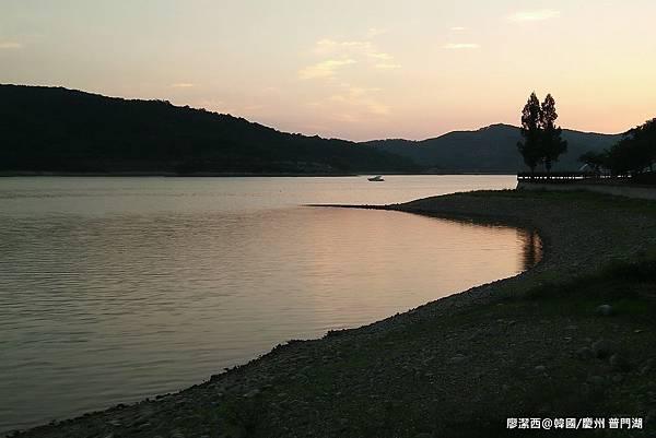 2017/07韓國/慶州 普門湖