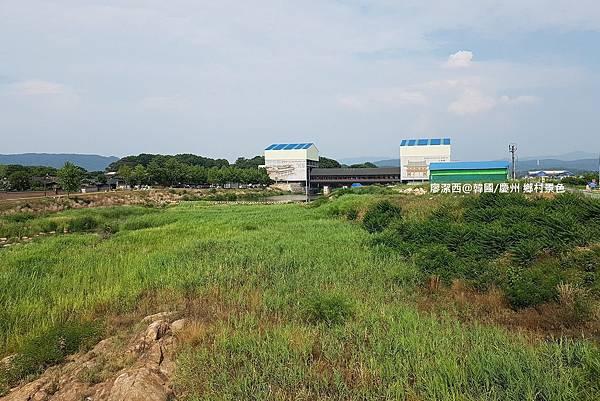 2017/07韓國/慶州 慶州鄉村景色