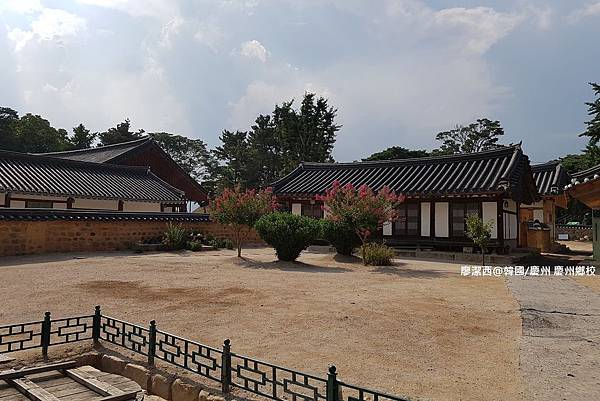 2017/07韓國/慶州 慶州鄉校