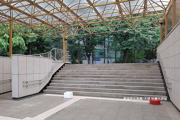 2017/07韓國/大邱 大邱地鐵站