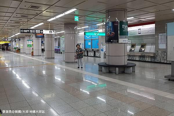 2017/07韓國/大邱 地鐵大邱站