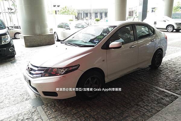 【馬來西亞/吉隆坡】Grab App叫車服務