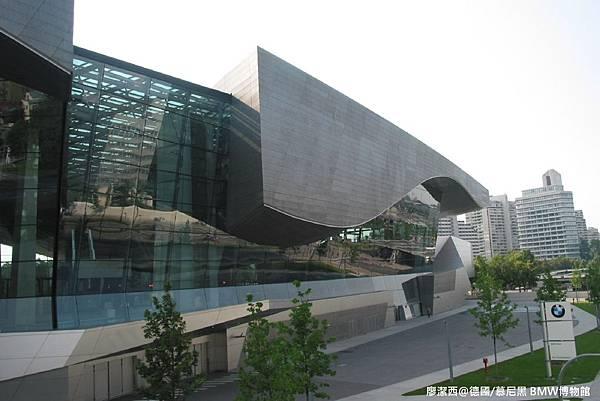 【德國/慕尼黑】BMW博物館