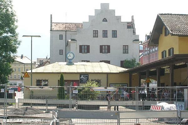 【德國/巴伐利亞州】Fussen車站