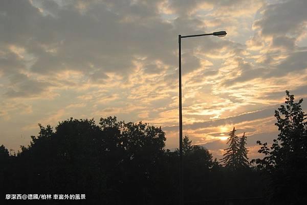 【德國/柏林】車窗外風景