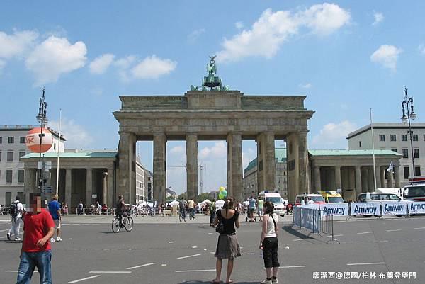 【德國/柏林】布蘭登堡門