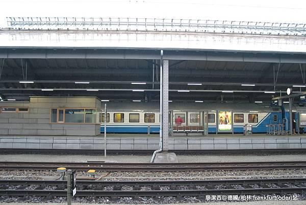 【德國/柏林】Frankfurt(Oder)站