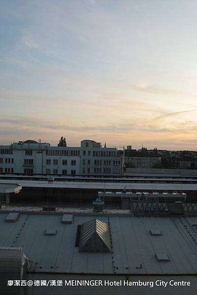 【德國/漢堡】MEININGER Hotel Hamburg City Centre