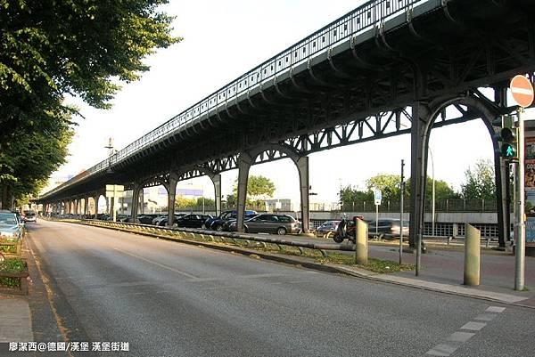【德國/漢堡】漢堡街道