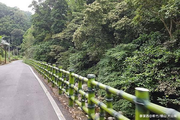 【新竹/橫山】大山背
