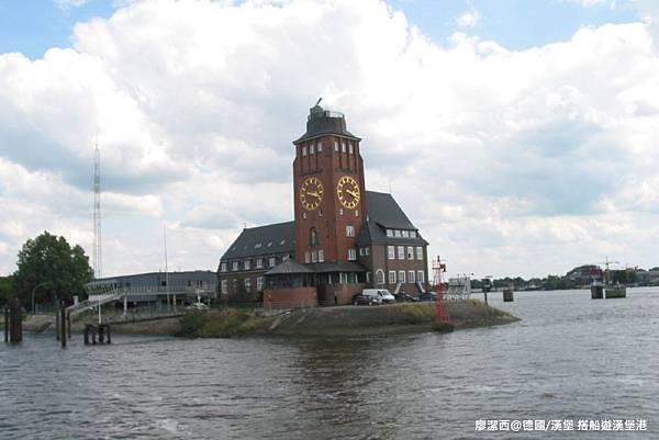 【德國/漢堡】搭船遊漢堡港