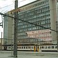 【德國/科隆】前往盧森堡的火車上