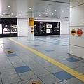 2018/07 日本/九州 地鐵中洲川端站