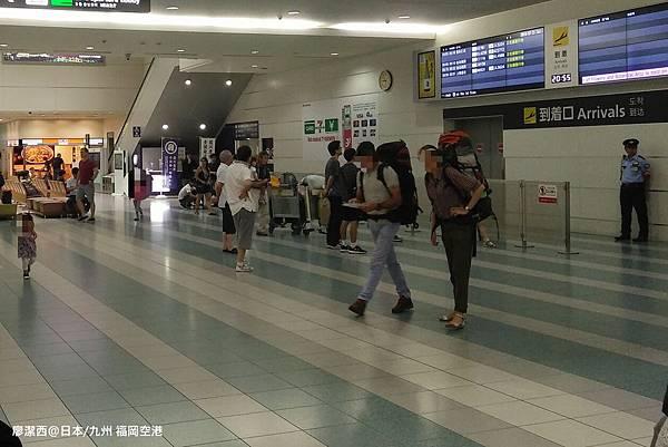 2018/07 日本/九州 福岡空港
