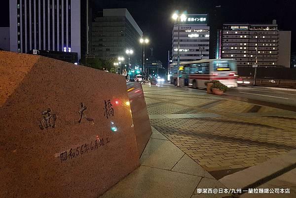 2018/07 日本/九州 博多街頭景象