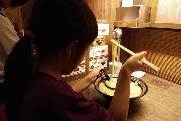 2018/07 日本/九州 一蘭拉麵總公司本店