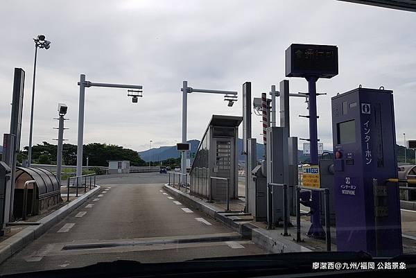 2018/07 九州/福岡 公路景象