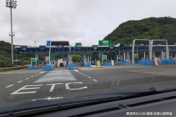 2018/07 九州/福岡 高速公路景象