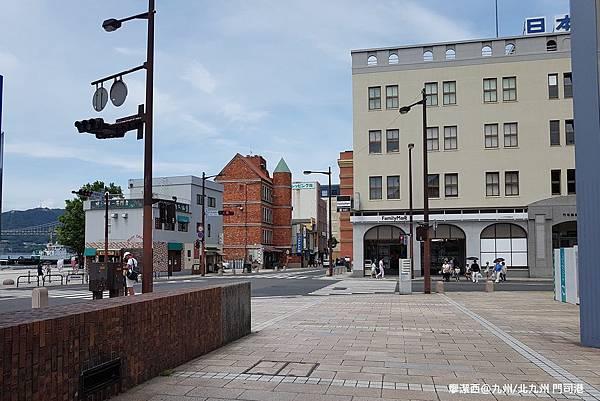 2018/07 九州/福岡 門司港車站