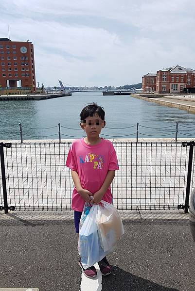 2018/07 九州/福岡 門司港海峽伴手禮店