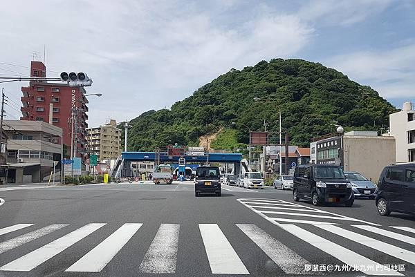 2018/07 九州/門司港 關門隧道