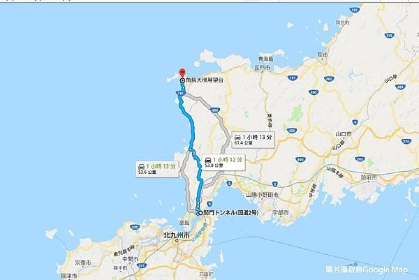 2018/07 山口/下關 國道191號