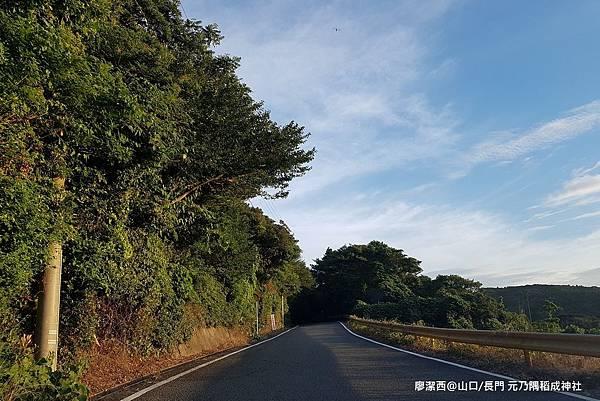 2018/07 山口/長門 離開元乃隅稻成神社