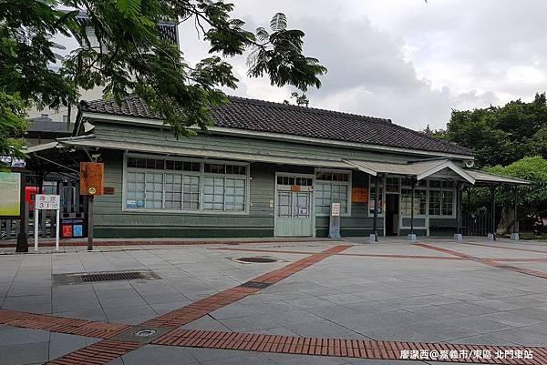 【嘉義市/東區】北門車站