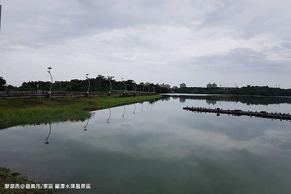 【嘉義市/東區】蘭潭水庫風景區
