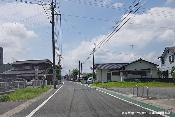 2018/07 九州/大分 中津市街道景象