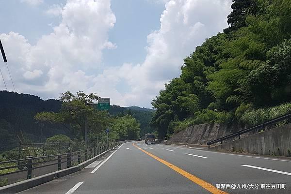 2018/07 九州/大分 前往豆田町